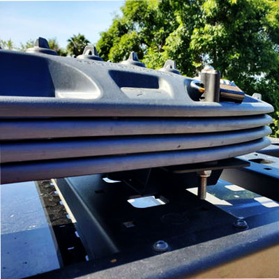 Max Trax Mount Roof Rack