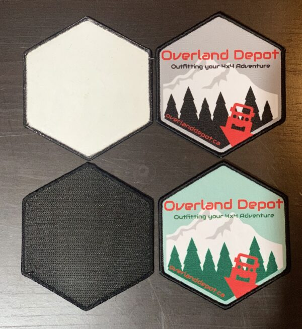 Overland Depot Patch | Outfitting Your 4x4 Adventure